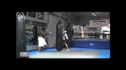 Kimbo Slice Training By Bas Rutten