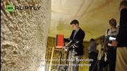 Secret Room Behind King Tut's Tomb? Radar Experts Investigate