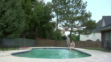 Fva - Epic Pool Jump