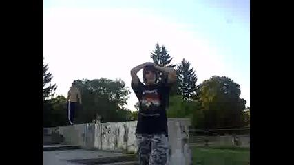 Kickflip fail / Кикфлип фейл