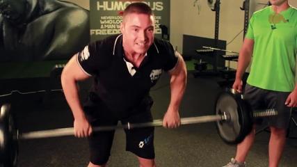 Супер Сериите С02 Еп02 - Тренировка за гръб извън отказа с Богомил Йорданов