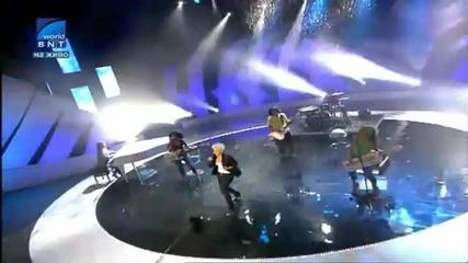 Поли Генова - На Инат { Евровизия 2011 }