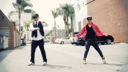 танц и синхрон
