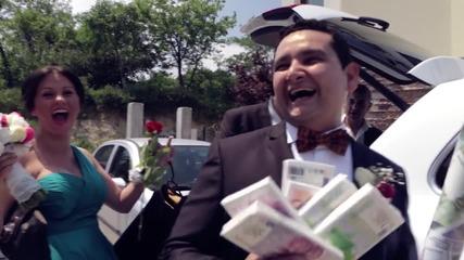 Смях :) Мексиканец си взема българка за жена, но не знае нашите обичаи Видеооператор Красимир Ламбов