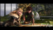 Hiccup and Astrid - Хълцук и Астрид - What makes you beautiful