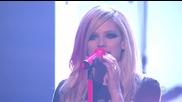 H D T V Rip 720p: Avril Lavigne - Hot,  Live,  Върховно Качество Видео & Звук