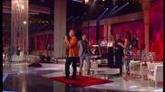 Seki Turkovic i Katarina Zivkovic - Dotaknucu, Ja znam ( Live) - ( Tv Grand 09.05.2014.)