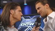 Wwe Friday Night Smackdown 08.01.2010 John Morrison & Drew backstage