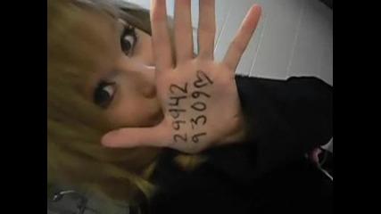 Hannie Dropkick Myspace Proof [: (new)