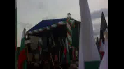 3 март 2010 Митинга на Волен Сидеров Атака ( София )