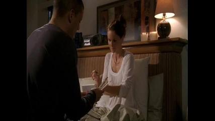 Prison break - Sara & Michael scene