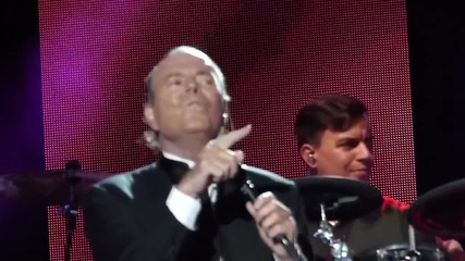 Julio Iglesias - Careless Whisper - Live in Sofia, 26.05.2015