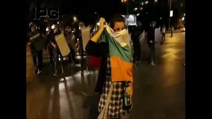 * G A N - Събудете се Българи (протести 2011) *