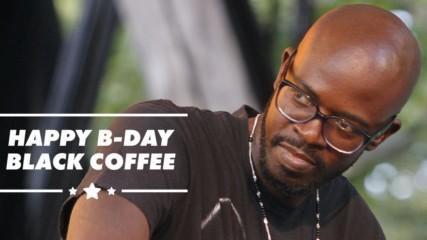 South African DJ Black Coffee: Hollywood's favorite DJ?