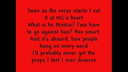 Eminem Till I Collapse Lyrics