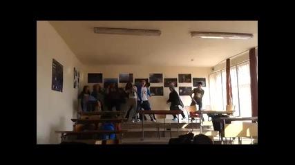 Harlem shake в Соу Стоян Заимов-плевен