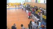 Спортна зала Луковит 5 - та част