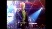 Billy Idol - Flesh for Fantasy (tommy's Popshow '84) - Youtube
