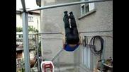 Тренировка със собствено тегло