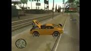 GTA San Andreas - Еее...колата ми неще да запали :D