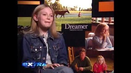 Dakota Fanning - Dreamer.flv