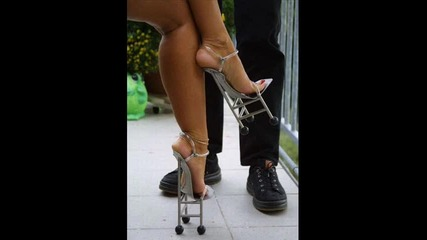 Нестандартни обувки