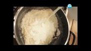 Катмeрлии, разядка с овче сирене, оризов кекс, касапски сарми - Бон апети (15.01.2014г.)