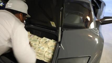 50 Cent товари 2 милиона долара в Ламборджинито си