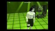 Наруто В Симс 2 - Танцувай С Мен
