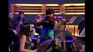 Преслава ™свири™ На Инструменти В Шоуто На Азис