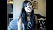 Alyssa Bernal пее Clumsy by Fergie