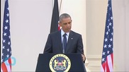 Obama Urges Kenya To Use Tough Past To Guide Its Future