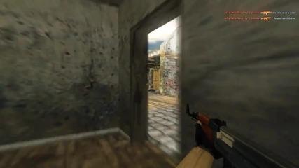 Counter-strike 1.6 - Топ 10 убийства за изминалата 2010г. (hq)