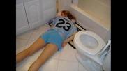 Смешни снимки на пияни хора (алкохолът не прощава)