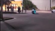 Моторът от Трон на улицата
