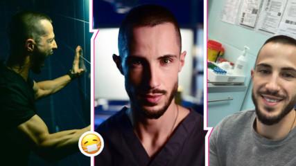Коронавирусът уплаши и Наум Шопов! Семейството му се отказа от пътуване в чужбина заради болестта
