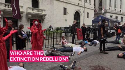 Five things to know about Extinction Rebellion