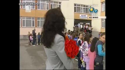 Изпращането на абитуриентите в 56.соу - Денят Започва *11.5.2011* *hq*