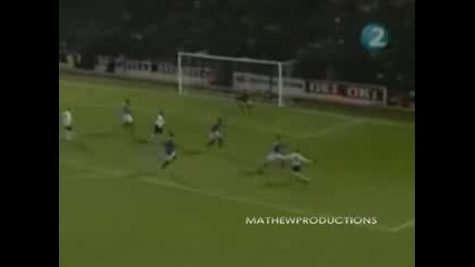 Dimitar Berbatov - Manchester United New Serial Goalscorer.