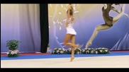 Мария Матева - топка - Световна купа по художествена гимнастика - София 2015