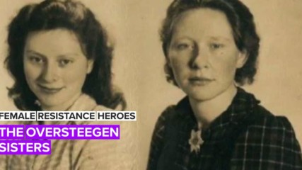 Female Resistance Heroes: The sisters who lured and killed Nazis