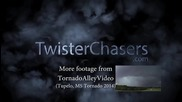 Две торнада в Невада 16.6.2014