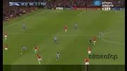 Манчестър Юнайтед - Порто 2:2 Гол На Марияно