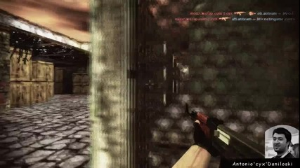 In Memory of cyx by hqmedia [counter Strike 1.6]