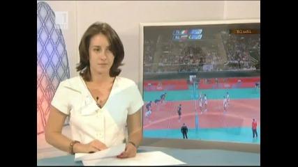 Националният треньор Найден Найденов: Играем супер волейбол!