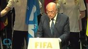 Despite Scandal and Arrests FIFA President Sepp Blatter Refuses to Resign