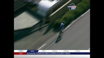 Белгиец спечели първия етап в Обиколката на фиордите