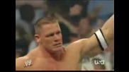 John Cena's Fu on Viscera (500lbs+)
