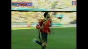 Испания 1 - 1 Юар - Купа на конфедерациите 28.06.09