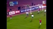 Сърбия 6-1 България , срам и позор ... Петков спаси две дузпи